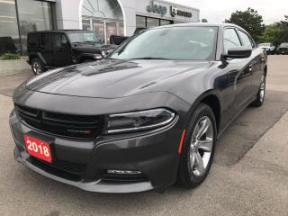 Used 2018 Dodge Charger SXT Plus w/Sunroof, Bluetooth, Heated Seats, Remot for sale in Hamilton, ON