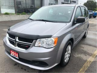 Used 2014 Dodge Grand Caravan CANADA VALUE PACKAGE for sale in Hamilton, ON
