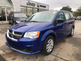 New 2019 Dodge Grand Caravan CANADA VALUE PACKAGE for sale in Hamilton, ON