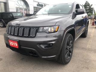 Used 2019 Jeep Grand Cherokee Altitude 4x4 V6 for sale in Hamilton, ON