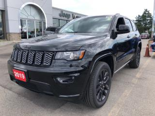 New 2019 Jeep Grand Cherokee Altitude 4x4 V6 for sale in Hamilton, ON