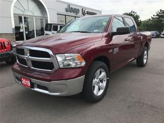 Used 2019 RAM 1500 Classic SLT Crew 4x4 V8 for sale in Hamilton, ON