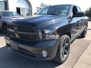 New 2019 RAM 1500 Classic Express Quad 4x4 V8 Night Pack for sale in Hamilton, ON