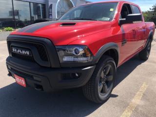 New 2019 RAM 1500 Classic Warlock Crew 4x4 V6 for sale in Hamilton, ON