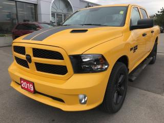 Used 2019 RAM 1500 Classic Express Crew 4x4 V8 Stinger Yellow Edition for sale in Hamilton, ON