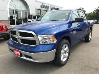 New 2019 RAM 1500 Classic SLT Crew 4x4 V8 for sale in Hamilton, ON