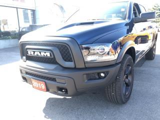 Used 2019 RAM 1500 Classic Warlock Crew 4x4 V6 for sale in Hamilton, ON