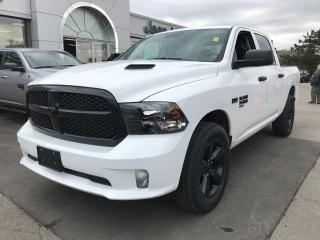 Used 2019 RAM 1500 Classic Express Crew 4x4 V8 Night Package for sale in Hamilton, ON