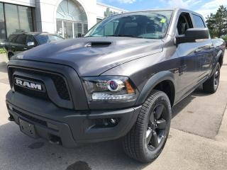 New 2019 RAM 1500 Classic Warlock Crew 4x4 V8 for sale in Hamilton, ON