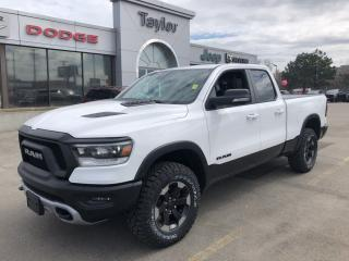 New 2019 RAM 1500 Rebel Quad 4x4 V8 for sale in Hamilton, ON