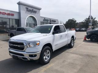 New 2019 RAM 1500 Big Horn Quad 4x4 V8 for sale in Hamilton, ON
