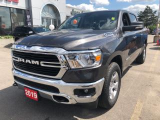New 2019 RAM 1500 Big Horn Crew 4x2 V6 for sale in Hamilton, ON