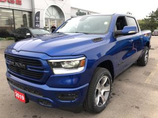 New 2019 RAM 1500 Sport Crew 4x4 V8 for sale in Hamilton, ON