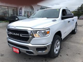 New 2019 RAM 1500 SXT Crew 4x4 V8 for sale in Hamilton, ON