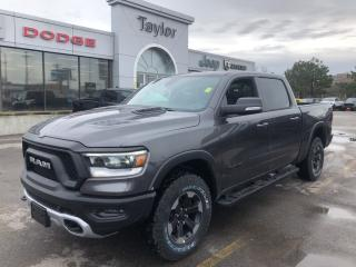 New 2019 RAM 1500 Rebel Crew 4x4 V8 for sale in Hamilton, ON