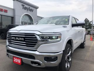 New 2019 RAM 1500 Longhorn Crew 4x4 V8 for sale in Hamilton, ON