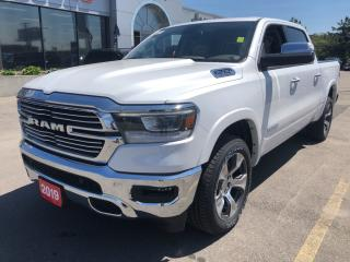 New 2019 RAM 1500 Laramie Crew 4x4 V8 for sale in Hamilton, ON