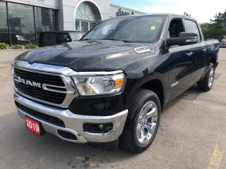 Used 2019 RAM 1500 Big Horn Crew 4x4 V6 for sale in Hamilton, ON
