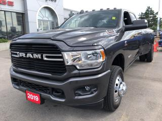 New 2019 RAM 3500 New Big Horn Crew 4x4 6.7L Cummins Diesel for sale in Hamilton, ON