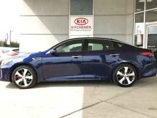 Used 2018 Kia Optima SXL Turbo for sale in Kitchener, ON