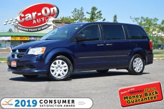 Used 2015 Dodge Grand Caravan SE $103 B/W o.a.c DUAL CLIMATE CRUISE PWR GRP for sale in Ottawa, ON
