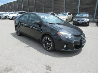 Used 2015 Toyota Corolla 2015 Toyota Corolla - 4dr Sdn Auto CE for sale in Toronto, ON