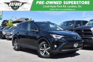 Used 2017 Toyota RAV4 XLE - Well Equipped, Sat Radio, Backup for sale in London, ON