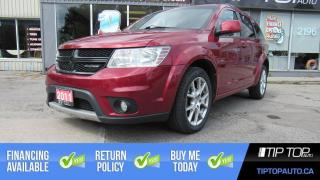Used 2011 Dodge Journey SXT ** 3.6L V6, Bluetooth, Sunroof, Remote Start * for sale in Bowmanville, ON
