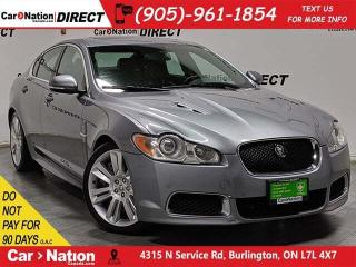 Used 2011 Jaguar XF R| LOCAL TRADE| NAVI| SUNROOF| for sale in Burlington, ON