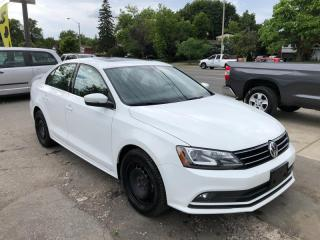 Used 2016 Volkswagen Jetta Sedan 4dr 1.8 TSI Auto for sale in Toronto, ON