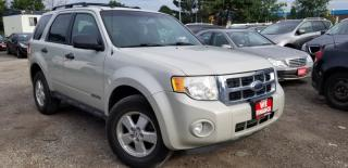 Used 2008 Ford Escape 4WD 4dr I4 XLT for sale in Mississauga, ON