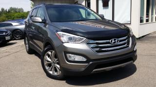 Used 2016 Hyundai Santa Fe Sport 2.0T AWD 2016 Hyundai Santa Fe Sport 2.0T AWD - LEATHER! BACK-UP CAM! PANO ROOF! for sale in Kitchener, ON