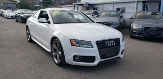 Used 2012 Audi A5 2.0L Premium Plus for sale in Toronto, ON