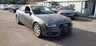 Used 2013 Audi A4 Premium Quattro for sale in Toronto, ON