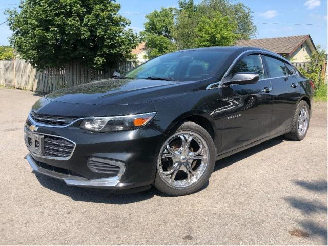 2016 Chevrolet Malibu Selling AS IS Leather Sunroof Back Up Camera
