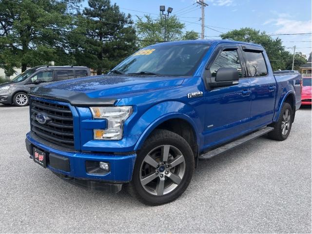 2015 Ford F-150 XLT| Crew| 2.7L ECO 4WD| Navigation| 5 Pass