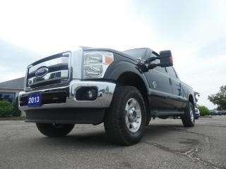 Used 2014 Ford F-250 Super Duty SRW XLT- 6.7L POWERSTROKE- BACKUP CAMERA- BLUETOOTH- LOW LOW KM for sale in Essex, ON