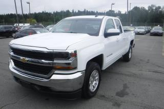 Used 2018 Chevrolet Silverado 1500 LT DOUBLE CAB 4WD for sale in Burnaby, BC