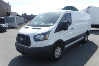 Used 2017 Ford Transit 150 Cargo Van Low Roof 130-in. WB Cargo Van with Rear Shelving and Bulkhead Divider for sale in Burnaby, BC