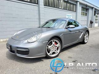 Used 2006 Porsche Cayman S 2dr Coupe for sale in Richmond, BC
