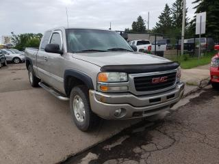 Used 2004 GMC Sierra 1500 SLE 4dr Extended Cab SLE for sale in Edmonton, AB