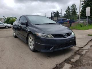 Used 2006 Honda Civic EX 1.8L 4 cyl. Inspected W/Warranty! for sale in Edmonton, AB