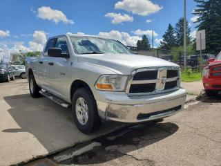 Used 2009 Dodge Ram 1500 SLT 4.7L V8 4x4 Low KM'S for sale in Edmonton, AB