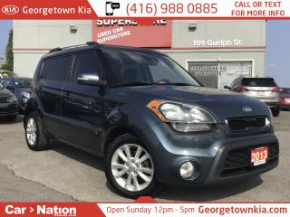 Used 2013 Kia Soul 2.0L 2u | AUTO | AIR | HTD SEATS | 1 OWNER for sale in Georgetown, ON