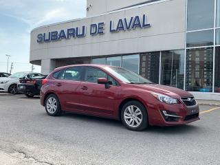 Used 2015 Subaru Impreza 2.0i Touring Hatchback ** Caméra de recu for sale in Laval, QC