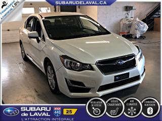 Used 2015 Subaru Impreza 2.0i Touring Berline ** Caméra de recul for sale in Laval, QC