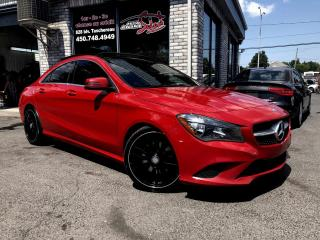 Used 2015 Mercedes-Benz CLA250 for sale in Longueuil, QC