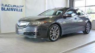 Used 2015 Acura TLX V6 Tech berline 4 portes SH-AWD for sale in Blainville, QC