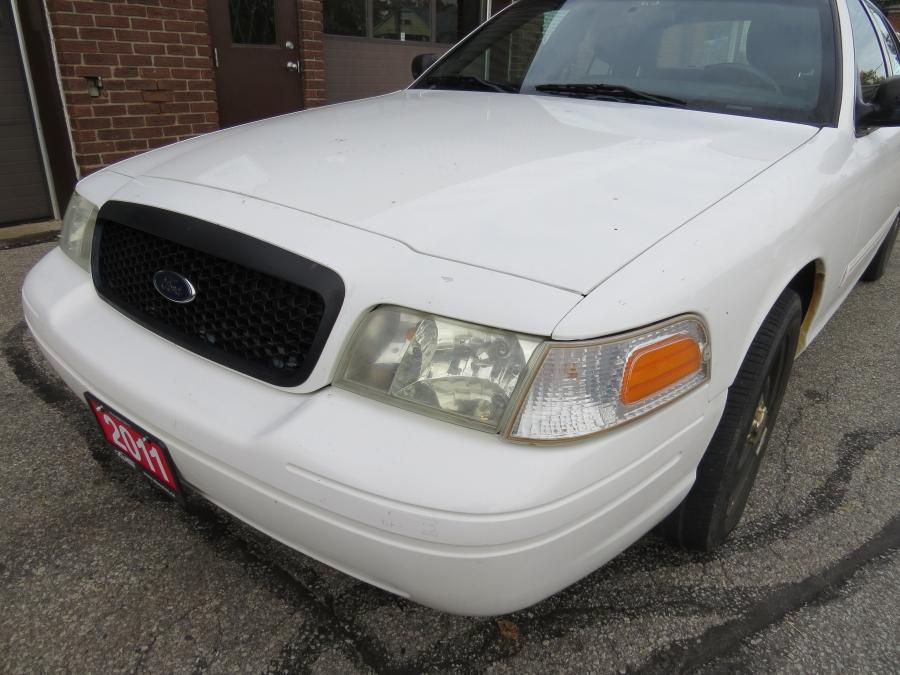 Used 2011 Ford Crown Victoria P71 Police Interceptor for Sale in