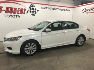 Used 2015 Honda Accord Lx, Bancs Ch for sale in St-Hubert, QC